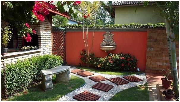 Les bonnes id es pour cr er une all e de jardin pleine de for 1001 trucs et astuces pour le jardin